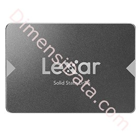 """Jual SSD Lexar 2.5"""" SATA III 6Gb/s 480GB [LNS10LT-480BCN]"""